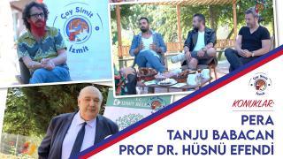 Çay Simit İzmit Bölüm 2 - Konuklar: Tanju Babacan, Pera, Prof. Dr. Hüsnü Efendi